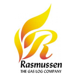 Rasmussen Gas Logs logo