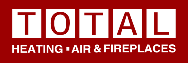 Total Heating, Air & Fireplaces logo